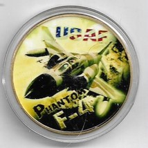 USAF F-4 Phantom II Challenge Coin - $9.89
