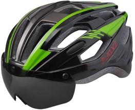 FJQXZ Bike Bicycle Cycling Adult Helmet Adjustable Size Lightweight Safe... - $55.99