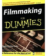 Filmmaking For Dummies [Aug 08, 2003] Stoller, Bryan Michael and Lewis, ... - $5.99
