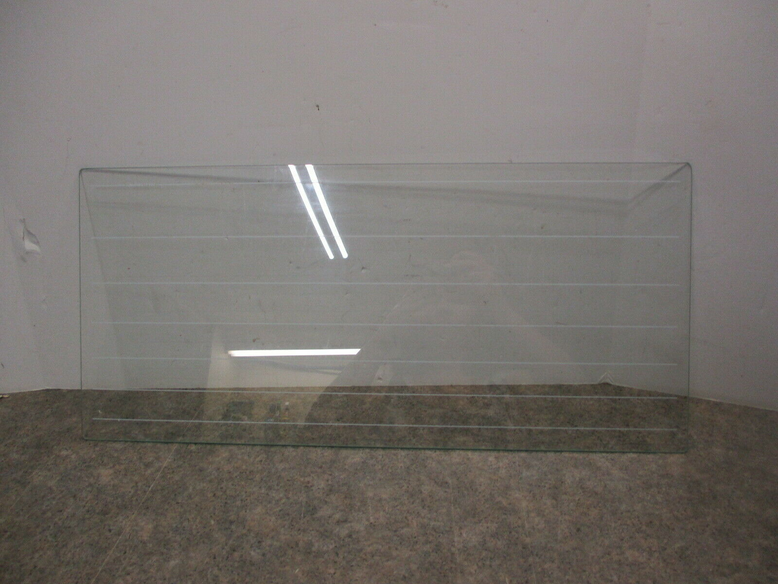 WHIRLPOOL REFRIGERSTOR CRISPER GLASS 22 1/2 X 10 3/8 (SCRATCHES)  PART # 2210047 - $45.00