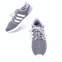 Adidas Womens Cloudfoam Pure Sz 7 Running Shoes White Black - £35.99 GBP