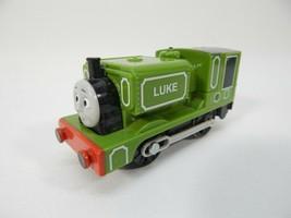 Thomas The Train Trackmasters Motorized Railway WORKS LUKE 2011 Mattel G... - $39.59