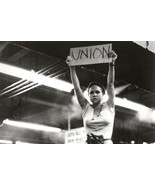 Norma Rae Sally Field Holding Union Sign 18x24 Poster - $23.99