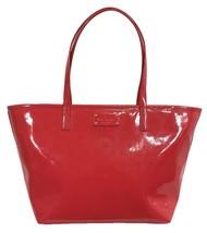 Kate Spade Handbag Small Harmony Red All Over Hearts Shoulder Bag New - $92.15