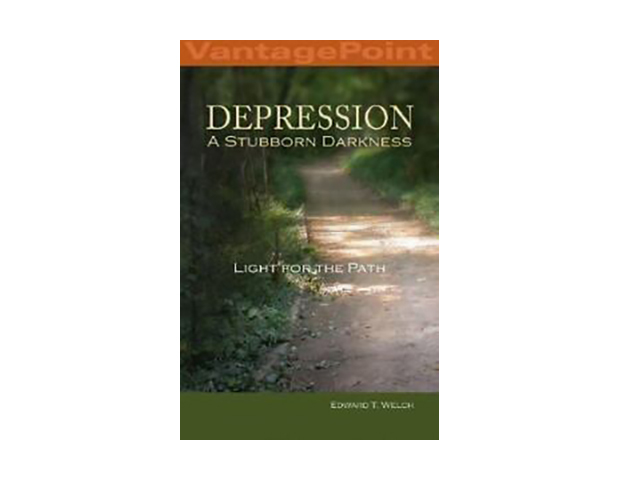Vantage Point Book Ser.: Depression : A Stubborn Darkness - Light for the...
