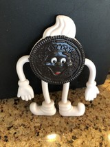 "Vintage Oreo Cookie Bendable Figurine Novelty Advertisement Toy 4.5"" - $3.95"
