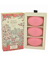 True Rose Luxury Soap by Woods of Windsor.Three 2.1 oz Luxury Soaps. - $13.63