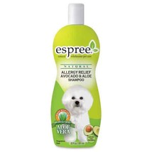 Allergy Relief Avocado Pet Shampoo Concentrate Calming Cleanse Allergens... - $19.69