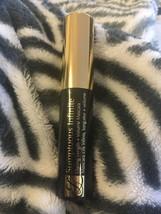 ESTEE LAUDER Sumptuous infinite  Mascara 01  BLACK Travel Size mini - $7.21