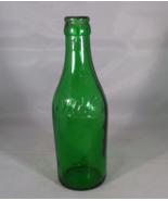"Vintage Mulo Marked Bottle - Green Glass 10 Fl Oz 8.75"" Tall Nice - $7.75"