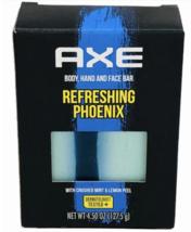 Axe Body, Hand and Face Soap Bar, Refreshing Phoenix, 4.5 Oz. - $5.49
