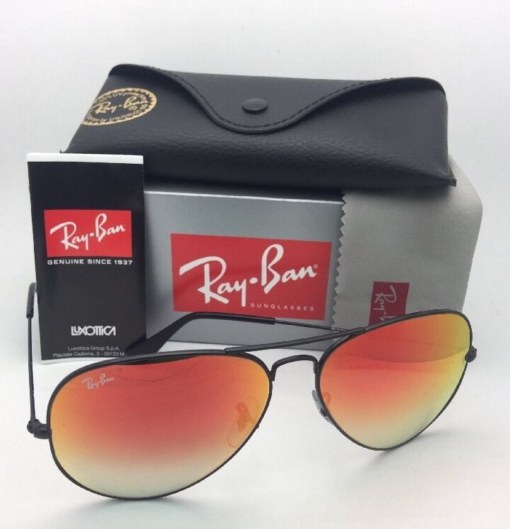 51d86b792a17e New RAY-BAN Sunglasses RB 3025 002 4W 62-14 and 50 similar items