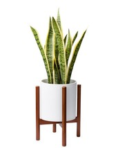 Wooden Planter Stand Indoor Outdoor Flower Pot Holder Display Potted Rac... - $57.87 CAD