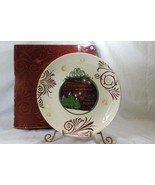 Grasslands Road Holiday Style Dinner Plate - $18.89