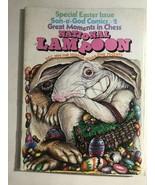 NATIONAL LAMPOON Magazine December 1972 Son-O-God comics by Neal Adams - $14.84