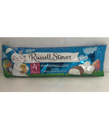 4 Pack Russell Stover Milk Chocolate Marshmallow Easter Eggs SHIPS N 24 HRS - $10.77