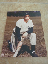 Joe Dimaggio 8x10 Color Photo MLB New York Yankees - $5.99