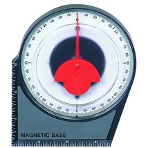 Brand New, Accurate to 0.5° Dial Gauge Angle Finder,  Magnetic Base - $9.95