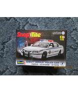 Revell Chevy Impala Police Car 1/25 scale - $19.99