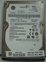 New Seagate ST980817AS 80GB 5400RPM SATA 2.5in 9.5MM Hard Drive Free USA Ship