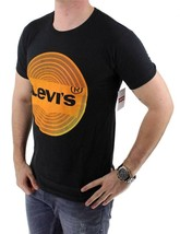Levi's Men's Classic Cotton Short Sleeve Graphic T-Shirt Black image 2