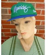 Vintage '90s Dallas Mavericks Hat #1 Adjustable Unisex New w/Official NB... - $22.75