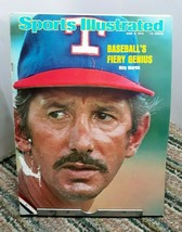 Sports Illustrated June 2 1975 Billy Martin Texas Rangers LABEL OFF - $4.99