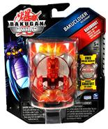 Bakugan Gundalian Invaders Bakucloser Series Bakuboost - Pyrus Nova Red ... - $11.99
