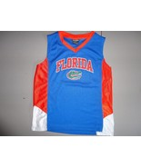 Polyester Pro Edge NCAA Florida Gators Basketball Jersey Youth 8-10 Exce... - $19.64