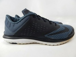 Nike FS Lite Run 2 Size US 13 M (D) EU 47.5 Men's Running Shoes Gray 685266-002