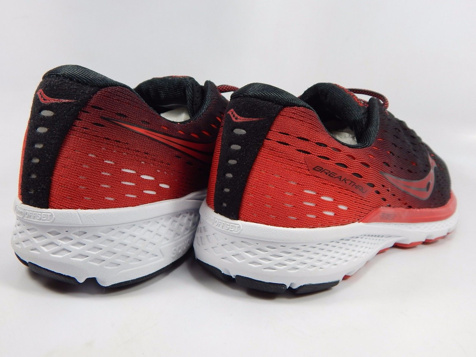 Saucony Breakthru 3 Men's Running Shoes Size US 9 M (D) EU 42.5 Red S20358-1