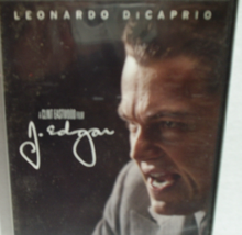 """J.Edgar DVD - $5.00"