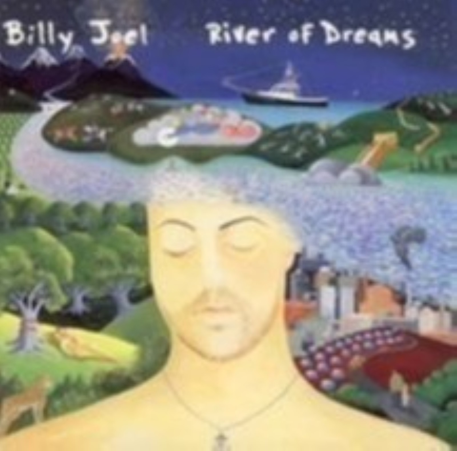 River of Dreams by Billy Joel Cd
