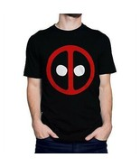 Deadpool Symbol Icon T-Shirt Black - $22.98 - $27.98