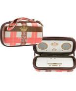 Juicy Couture MP3 Speaker Set Prep School Beach Bum - $54.44