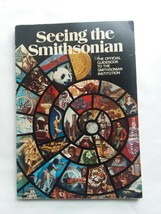 Seeing the Smithsonian Official Guidebook with Fold Out Map 1973 - $9.00