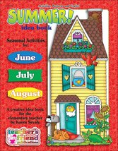 Summer Idea Book [Paperback] [Apr 01, 2002] Sch... - $9.23