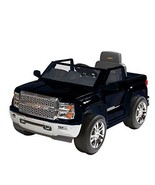 Rollplay 6 Volt Chevy Silverado Truck Ride On Toy, Battery-Powered Kid's... - $276.27