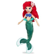 Disney Store Little Mermaid Ariel Plush Doll - $19.99