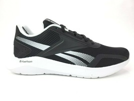 Reebok Energylux 2.0 EG8565 Women's Black White Size 7.5 Athletic Running Shoes - $37.36