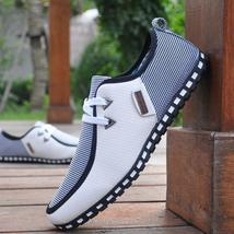 Shoes Flats Sneakers Driving Men Loafers Leather Slip Men Fashion Shoes O Casual t4wqnTO0