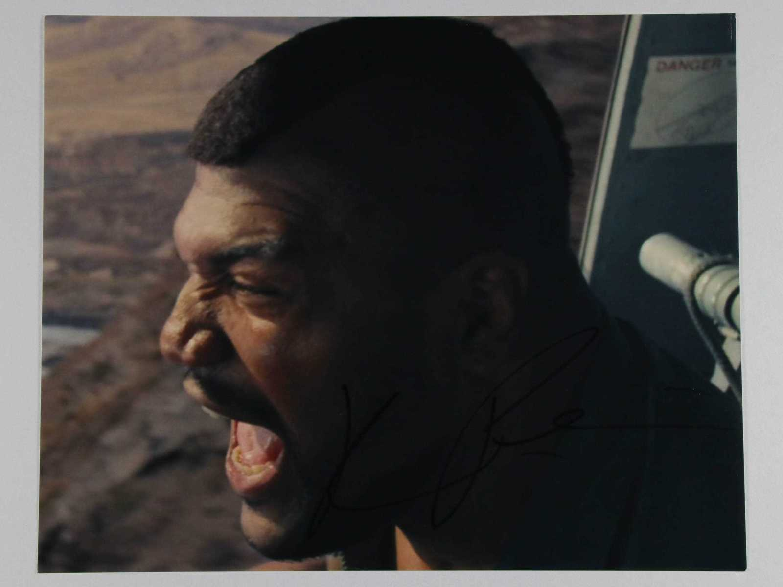 Primary image for Rampage Jackson Signed Autographed Glossy 8x10 Photo