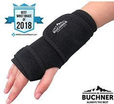 Buchner Right Hand Wrist Brace | High Quality Black | Best Rated - $12.77