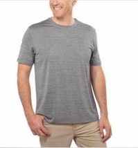 NEW G.H. Bass & Co Mens Whitewater Crew Neck Turbo Dry Short Sleeve Tshirt MED