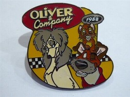 Disney Trading Pins 606 DS - Countdown to the Millennium Series #26: Oliver and  - $18.58