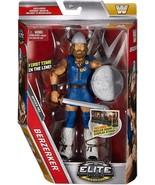 BERZERKER WWE Mattel ELITE 51 Action Figure Toy Brand New - Mint Packaging - $21.03
