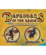 Defenders of the Realm - Minions Expansion: Undead - $19.27
