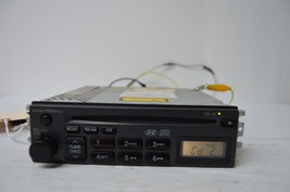 2001-2006 Hyundai Santa Fe Radio Cd Player 96170-26303SF Testd R37#014 - $29.70