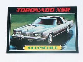 1976 Topps Autos of 1977 #53 Oldsmobile Toronado XSR Car Card VG-EX Condition - $13.01