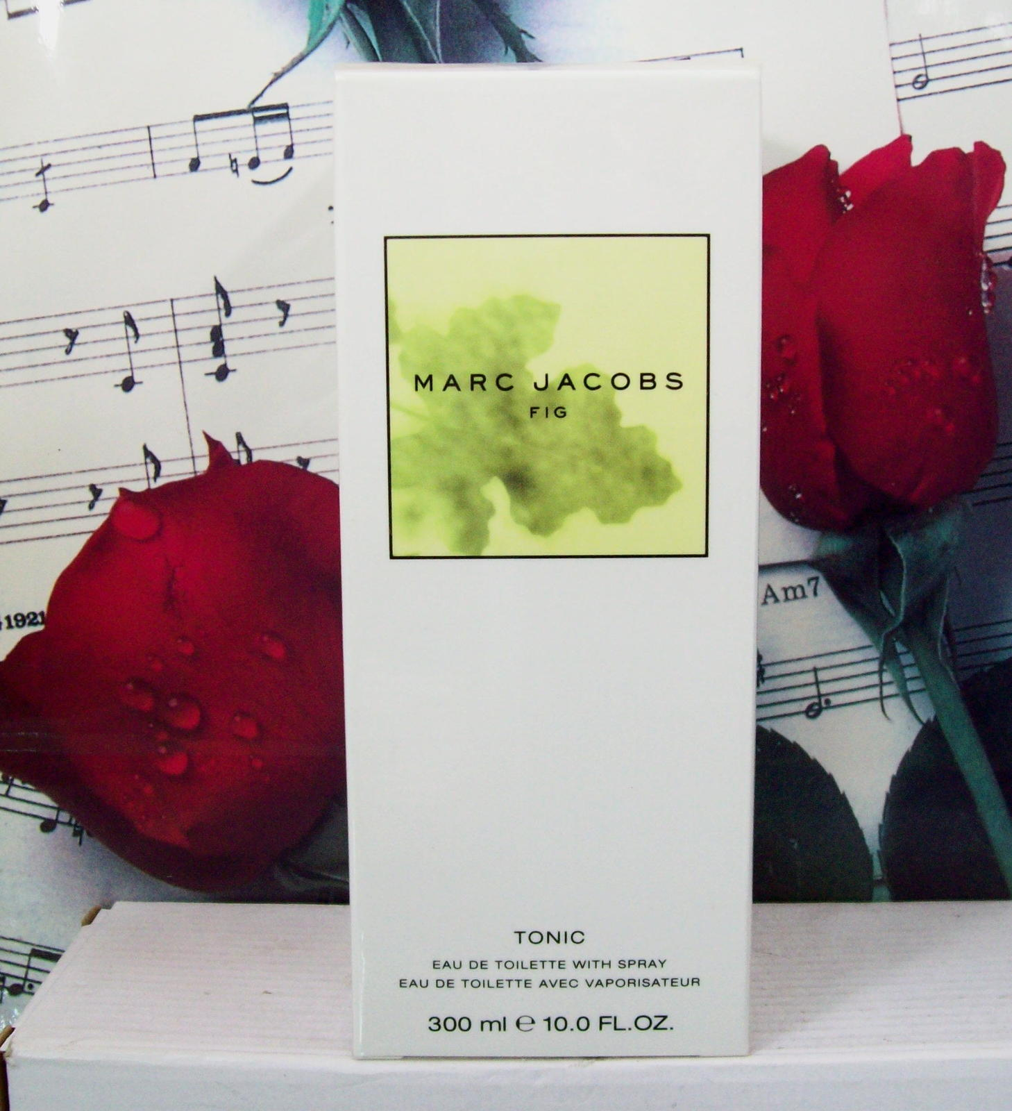 Primary image for Marc Jacobs Fig EDT Spray / Splash 10.0 FL. OZ.